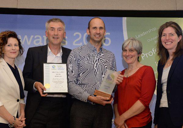 ECOUNTABILITY DIRECTORS WIN CIEEM AWARD